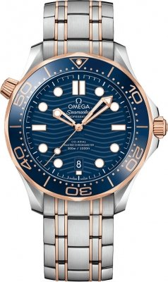 Omega Seamaster Diver 300m Co-Axial Master Chronometer 42mm 210.20.42.20.03.002