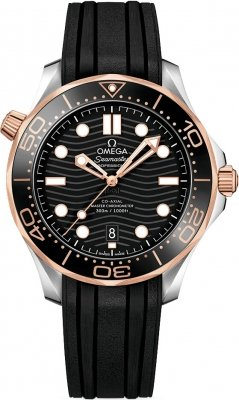 Omega Seamaster Diver 300m Co-Axial Master Chronometer 42mm 210.22.42.20.01.002