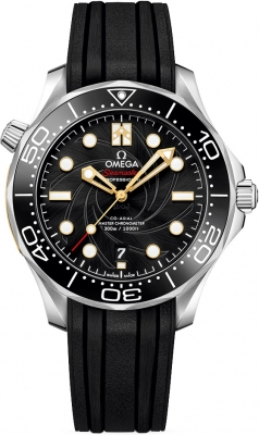 Omega Seamaster Diver 300m Co-Axial Master Chronometer 42mm 210.22.42.20.01.004
