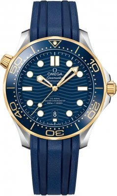 Omega Seamaster Diver 300m Co-Axial Master Chronometer 42mm 210.22.42.20.03.001