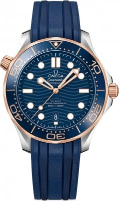 Omega Seamaster Diver 300m Co-Axial Master Chronometer 42mm 210.22.42.20.03.002