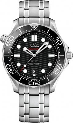 Omega Seamaster Diver 300m Co-Axial Master Chronometer 42mm 210.30.42.20.01.001