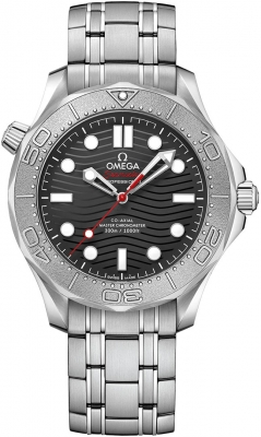 Omega Seamaster Diver 300m Co-Axial Master Chronometer 42mm 210.30.42.20.01.002