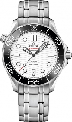 Omega Seamaster Diver 300m Co-Axial Master Chronometer 42mm 210.30.42.20.04.001