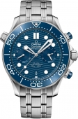 Seamaster Diver 300m Co-Axial Master Chronometer Chronograph 44mm