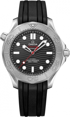 Omega Seamaster Diver 300m Co-Axial Master Chronometer 42mm 210.32.42.20.01.002