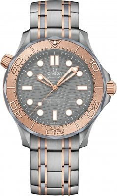 Omega Seamaster Diver 300m Co-Axial Master Chronometer 42mm 210.60.42.20.99.001