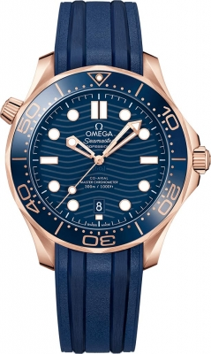 Omega Seamaster Diver 300m Co-Axial Master Chronometer 42mm 210.62.42.20.03.001