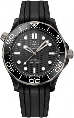 Omega Seamaster Diver 300m Co-Axial Master Chronometer 43.5mm 210.92.44.20.01.001