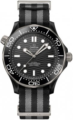 Omega Seamaster Diver 300m Co-Axial Master Chronometer 43.5mm 210.92.44.20.01.002