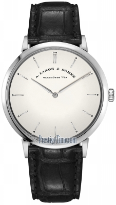 A. Lange & Sohne Saxonia Thin Manual Wind 40mm 211.026