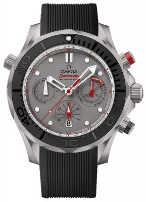 Omega Seamaster 300m Diver Co-Axial Chronograph 44mm 212.92.44.50.99.001