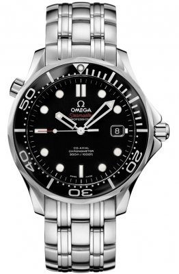 Omega Seamaster Diver 300m Co-Axial Automatic 41mm 212.30.41.20.01.003