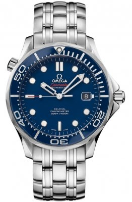 Men's & Women's Omega Seamaster Diver 300m Watches