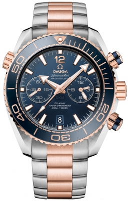 Omega Planet Ocean 600m Co-Axial Master Chronometer Chronograph 45.5mm 215.20.46.51.03.001