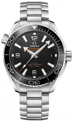 Omega Planet Ocean 600m Co-Axial Master Chronometer 39.5mm 215.30.40.20.01.001