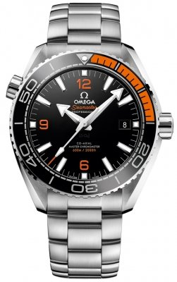 Omega Planet Ocean 600m Master Chronometer