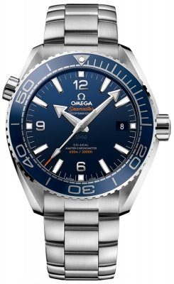 Omega Planet Ocean 600m Co-Axial Master Chronometer 43.5mm 215.30.44.21.03.001