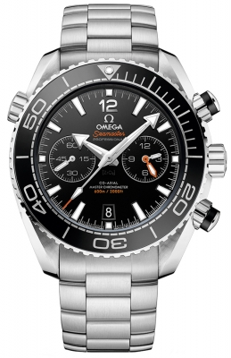 Omega Planet Ocean 600m Co-Axial Master Chronometer Chronograph 45.5mm 215.30.46.51.01.001