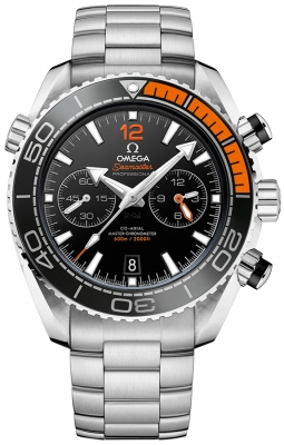 Omega Planet Ocean 600m Co-Axial Master Chronometer Chronograph 45.5mm 215.30.46.51.01.002