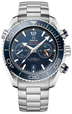 Omega Planet Ocean 600m Co-Axial Master Chronometer Chronograph 45.5mm 215.30.46.51.03.001