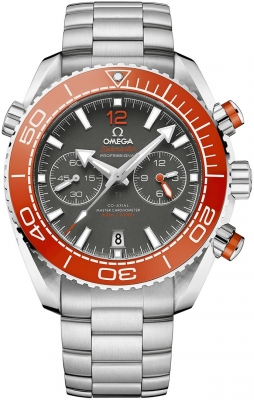 Omega Planet Ocean 600m Co-Axial Master Chronometer Chronograph 45.5mm 215.30.46.51.99.001