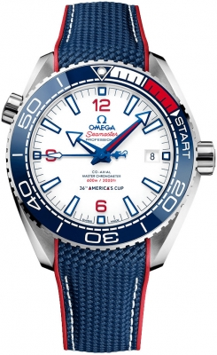 Omega Planet Ocean 600m Co-Axial Master Chronometer 43.5mm 215.32.43.21.04.001