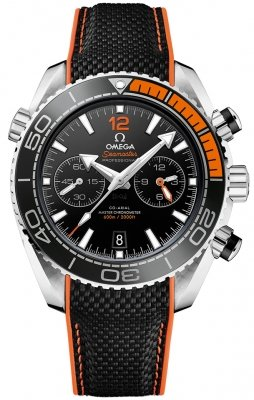 Omega Planet Ocean 600m Co-Axial Master Chronometer Chronograph 45.5mm 215.32.46.51.01.001