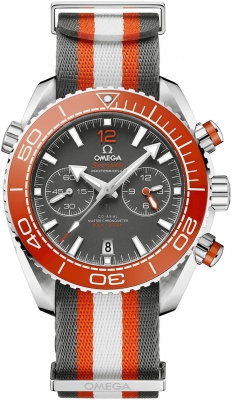 Omega Planet Ocean 600m Co-Axial Master Chronometer Chronograph 45.5mm 215.32.46.51.99.001