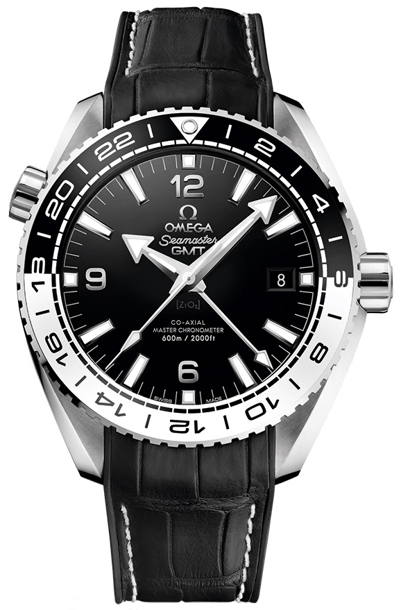 pre steel stainless seamaster s gents mens watches ocean watch owned product men gmt hand second omega details planet