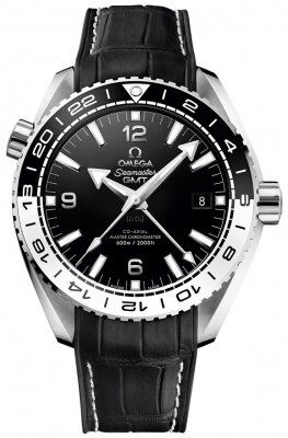 Omega Planet Ocean 600m Co-Axial Master Chronometer GMT 43.5mm 215.33.44.22.01.001