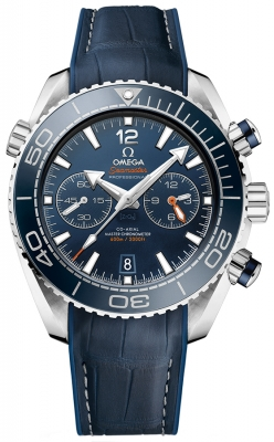 Omega Planet Ocean 600m Co-Axial Master Chronometer Chronograph 45.5mm 215.33.46.51.03.001