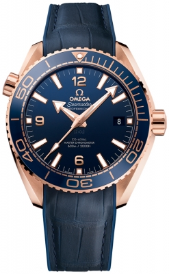 Omega Planet Ocean 600m Co-Axial Master Chronometer 43.5mm 215.63.44.21.03.001