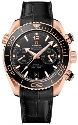 Omega Planet Ocean 600m Co-Axial Master Chronometer Chronograph 45.5mm 215.63.46.51.01.001