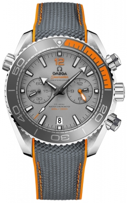 Omega Planet Ocean 600m Co-Axial Master Chronometer Chronograph 45.5mm 215.92.46.51.99.001
