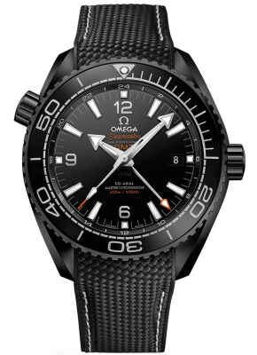Omega Planet Ocean 600m Co-Axial Master Chronometer GMT 45.5mm 215.92.46.22.01.001