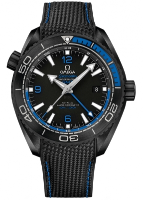 Omega Planet Ocean 600m Co-Axial Master Chronometer GMT 45.5mm 215.92.46.22.01.002