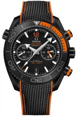 Omega Planet Ocean 600m Co-Axial Master Chronometer Chronograph 45.5mm 215.92.46.51.01.001