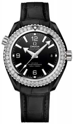 Omega Planet Ocean 600m Co-Axial Master Chronometer 39.5mm 215.98.40.20.01.001