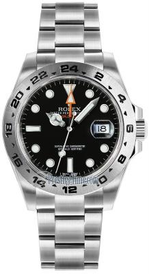 Rolex Explorer II 42mm 216570 Black