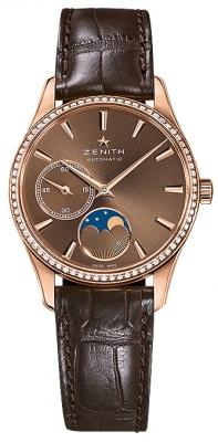 Zenith Elite Ultra Thin Lady Moonphase 33mm 22.2310.692/75.c709