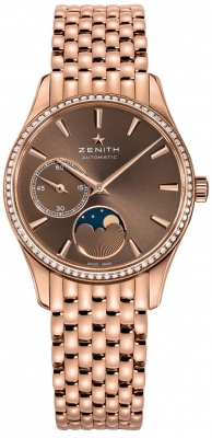 Zenith Elite Ultra Thin Lady Moonphase 33mm 22.2310.692/75.m2310
