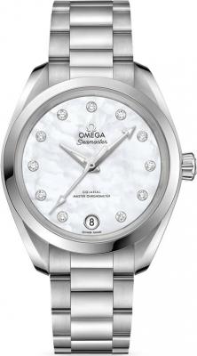 Omega Aqua Terra 150m Master Co-Axial 34mm 220.10.34.20.55.001