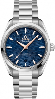 Omega Aqua Terra 150M Co-Axial Master Chronometer 38mm 220.10.38.20.03.002