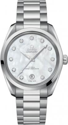 Omega Aqua Terra 150M Co-Axial Master Chronometer 38mm 220.10.38.20.55.001