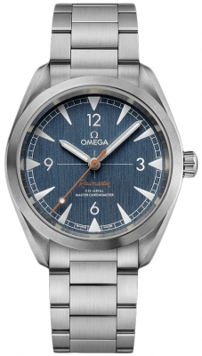 Omega Railmaster Co-Axial Master Chronometer 40mm 220.10.40.20.03.001