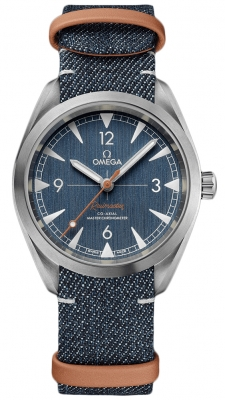 Omega Railmaster Co-Axial Master Chronometer 40mm 220.12.40.20.03.001