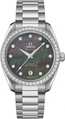 Omega Aqua Terra 150M Co-Axial Master Chronometer 38mm 220.15.38.20.57.001