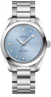 Omega Aqua Terra 150m Quartz 28mm 220.10.28.60.53.001