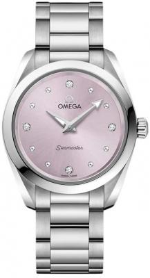 Omega Aqua Terra 150m Quartz 28mm 220.10.28.60.60.001